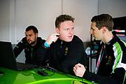January 24-28, 2018. IMSA Weathertech Series ROLEX Daytona 24. GRT Grasser Racing Team, Lamborghini Huracan GT3
