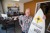 G.J. Hart, CEO of California Pizza Kitchen