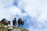 Travel images from trek with Mountain Lodges of Peru. Andes Mountains, Peru