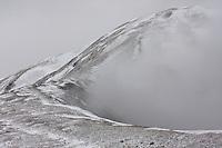 Mount Vel'kà kopa (2052 m asl) in the Western Tatras, Slovakia. June 2009. Mission: Ticha
