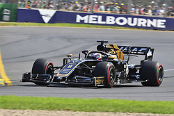 March 16, 2019 - Melbourne, Australia - Motorsports: FIA Formula One World Championship 2019, Grand Prix of Australia, ..#8 Romain Grosjean (FRA, Rich Energy Haas F1 Team) (Credit Image: © Hoch Zwei via ZUMA Wire)