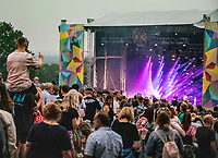 LONDON'S FIRST FESTIVAL THIS SUMMER KALEIDOSCOPE TAKES PLACE AT ALEXANDRA PALACE,PHOTO BY BRIAN JORDAN