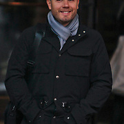 NLD/Amsterdam/20101127 - Take That verlaat hun hotel in Amsterdam, Gary Barlow