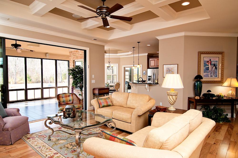 Living Room, Brunswick Forest