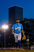 Amarillo Sod Poodles pitcher Jesse Scholtens (38) against the Tulsa Drillers during the Texas League Championship on Saturday, Sept. 14, 2019, at OneOK Field in Tulsa, Oklahoma. [Photo by John Moore/Amarillo Sod Poodles]