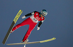11.12.2016, Lysgards Schanze, Lillehammer, NOR, FIS Weltcup Ski Sprung, Lillehammer, im Bild Michael Hayboeck (AUT) // Michael Hayboeck of Austria // during Mens Skijumping of FIS Skijumping World Cup at the Lysgards Schanze in Lillehammer, Norway on 2016/12/11. EXPA Pictures © 2016, PhotoCredit: EXPA/ Tadeusz Mieczynski