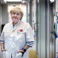Nederland, Amsterdam , 26 februari 2014.<br /> Marjolein Peters, kinderarts en hematoloog bij het AMC ziekenhuis.<br /> Foto:Jean-Pierre Jans