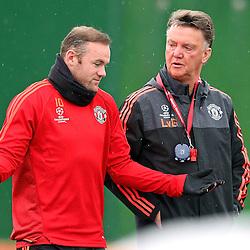 Manchester United Training 24 11 15