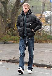 21.11.2010, Trainingsgelaende Werder Bremen, Bremen, GER, 1. FBL, Training Werder Bremen, im Bild Per Mertesacker (Bremen #29)   EXPA Pictures © 2010, PhotoCredit: EXPA/ nph/  Frisch****** out ouf GER ******
