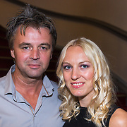 NLD/Leiden/20130930 - Premiere Garland, Elisah List en partner Marc Baijens