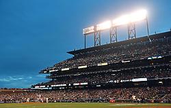 Game 1, 2012 World Series Champion Giants