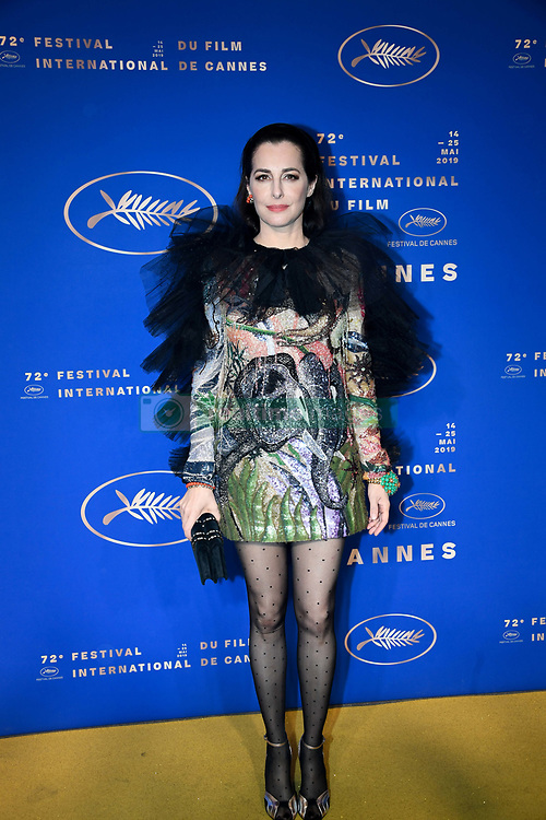 May 15, 2019 - Cannes, France - 72eme Festival International du Film de Cannes. Arrivée des invités au diner d'ouverture. 72th International Cannes Film Festival. Photocall with celebrities attending official dinner.....239125 2019-05-14  Cannes France.. Casar, Amira (Credit Image: © L.Urman/Starface via ZUMA Press)