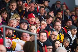 March 30, 2018 - LuleÅ, SVERIGE - 180330 LuleÅ's supportrar under final 2 i SDHL mellan LuleÅ' och LinkÅ¡ping den 30 mars 2018 i LuleÅ (Credit Image: © Simon Eliasson/Bildbyran via ZUMA Press)