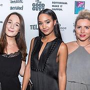 NLD/Rotterdam/20161102 - MTV Music Week Official Opening Party 2016, Inspiring Influencer, oa Jennie Gielen, ...... en Esmee Trouw