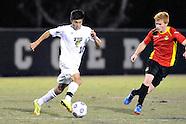 FIU Men's Soccer vs Ft Lauderdale Strikers (Mar 07 2013)