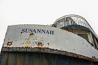 The Susannah Gloucester, Massachusetts.  ©2017 Karen Bobotas Photographer