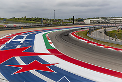 March 23, 2019 - Austin, Texas, U.S. - SPENCER PIGOT (21) of the United States goes through the turns during practice for the INDYCAR Classic at Circuit Of The Americas in Austin, Texas. (Credit Image: © Walter G Arce Sr Asp Inc/ASP)
