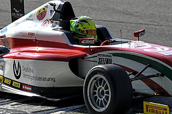 October 29, 2016 - Monza, Italy - Mick Schumacher during qualifying of Italian F4 Championship at Monza Circuit. (Credit Image: © Gaetano Piazzolla/Pacific Press via ZUMA Wire)