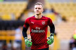 Bernd Leno of Arsenal - Mandatory by-line: Robbie Stephenson/JMP - 24/04/2019 - FOOTBALL - Molineux - Wolverhampton, England - Wolverhampton Wanderers v Arsenal - Premier League