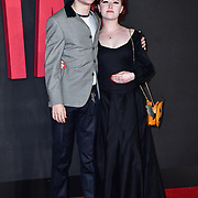 Spike White Arrivers at World Premiere of The Good Liar on 28 October 2019, at the BFI Southbank, London, UK.