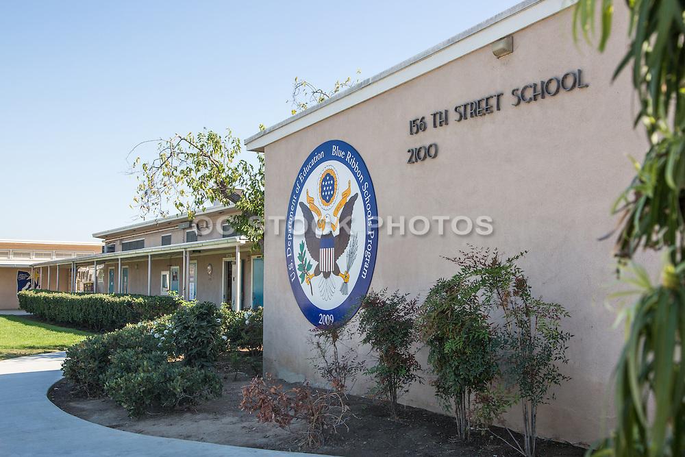 156th Street Elementary School in Gardena California