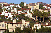 Newport Beach Neighborhood On The Hills
