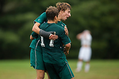 GCIT Boys Soccer vs Sussex Tech - Oct 10, 2012