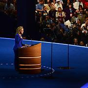 Congresswoman Debbie Wasswerman Schultz. Chair, Democratic National Committee