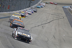 May 6, 2018 - Dover, Delaware, United States of America - Ryan Newman (31) battles for position during the AAA 400 Drive for Autism at Dover International Speedway in Dover, Delaware. (Credit Image: © Justin R. Noe Asp Inc/ASP via ZUMA Wire)