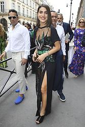 July 4, 2018 - Paris, France - Camila Coelho (Credit Image: © Panoramic via ZUMA Press)