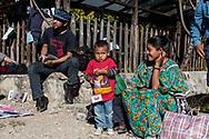Durante il CNI si sono riunite persone provenienti da varie nazioni e i popoli indigeni di tutto il Messico.