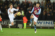 261214 Swansea city v Aston Villa
