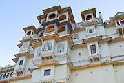 The Zenana Mahal of The City Palace of Maharana of Mewar, Shriji Arvind Singh Mewar of Udaipur, Rajasthan, India