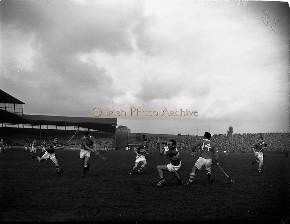 23/10/1960<br /> 10/23/1960<br /> 23 October 1960<br /> Oireachtas Final: Cork v Tipperary at Croke Park, Dublin.