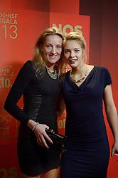 17-12-2013 ALGEMEEN: SPORTGALA NOC NSF 2013: AMSTERDAM<br /> In de Amsterdamse RAI vindt het traditionele NOC NSF Sportgala weer plaats. Op deze avond zullen de sportprijzen voor beste sportman, sportvrouw, gehandicapte sporter, talent, ploeg en trainer worden uitgereikt / Sophie van Gestel<br /> ©2013-FotoHoogendoorn.nl