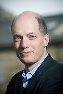 Acclaimed British philosopher and writer Alain de Botton, pictured at the Edinburgh International Book Festival where he talked about his latest book entitled 'The Pleasure and Sorrows of Work'. The three-week event is the world's biggest literary festival and is held during the annual Edinburgh Festival. The 2009 event featured talks and presentations by more than 500 authors from around the world.