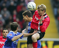v.l. Malik Fathi, Marko Rehmer Eintracht<br /> Bundesliga Eintracht Frankfurt - Hertha BSC Berlin<br /> <br /> Norway only