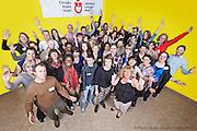 Jeunesse Canada Monde - Canada World Youth  -  2330, Notre-Dame West / Montreal / Canada / 2013-04-08, Photo © Marc Gibert / adecom.ca