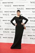 Rossy de Palma  at Vogue December Issue Mario Testino Party
