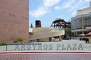 The Argyros Plaza at The Renée and Henry Segerstrom Concert Hall