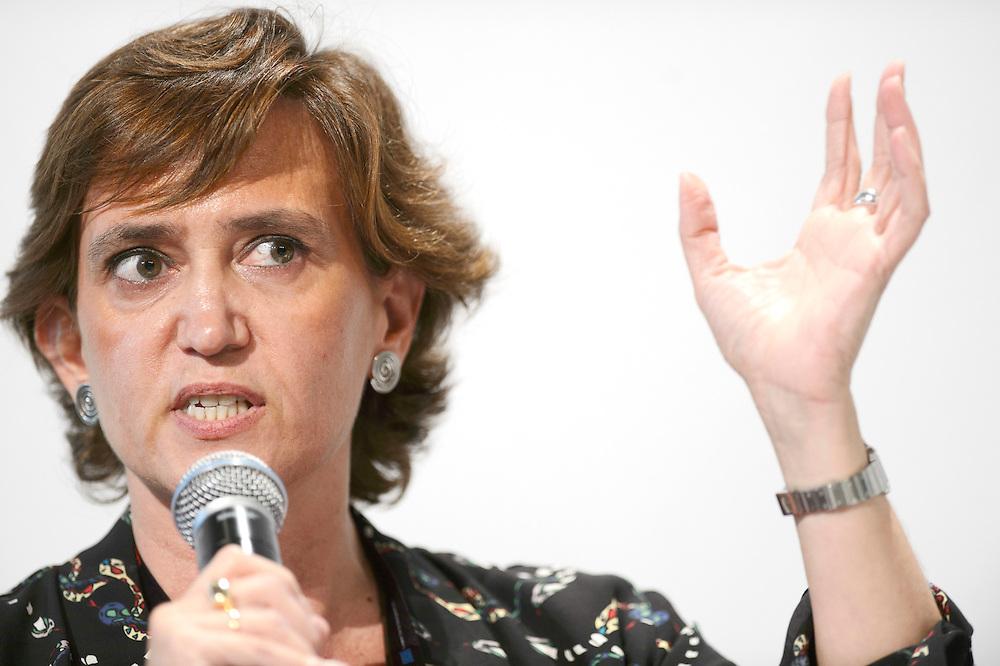 03 June 2015 - Belgium - Brussels - European Development Days - EDD - Gender - Ending gender inequality by 2030! - Laura Lopez de Cerain , Director of Multilateral , Horizontal and Financial Cooperation , AECID © European Union