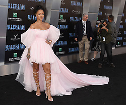 'Valerian And The City Of A Thousand Planets' World Premiere held at the TCL Chinese Theatre. 17 Jul 2017 Pictured: Rihanna. Photo credit: Janet Gough / AFF-USA.COM / MEGA TheMegaAgency.com +1 888 505 6342