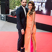 MON/Monaco/20140527 -World Music Awards 2014, Tal Benyerzi en Anthony Such