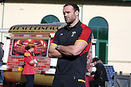 240216 Wales rugby PC & training