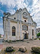 Biała Synagoga w Sejnach, Polska<br /> Sejny Synagogue, known as the White synagogue, Poland