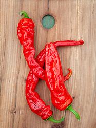 Sweet pepper 'Jimmy Nardello'
