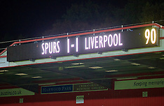151023 Tottenham U21 v Liverpool U21