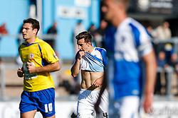Tom Lockyer of Bristol Rovers - Mandatory byline: Rogan Thomson/JMP - 07966 386802 - 12/09/2015 - FOOTBALL - Memorial Stadium - Bristol, England - Bristol Rovers v Accrington Stanley - Sky Bet League 2.