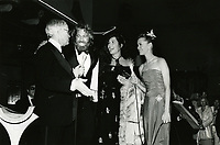 1979 Bill Welsh & Anne Lockhart interview Dan Hagerty & his wife at the premiere of Hurricane at Mann's Chinese Theater
