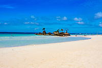 Philippines, region de Panay, île de Boracay, White beach // Philippines, Panay area, Boracay island, White Beach